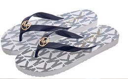 hot flops shoes Canada - Hot Sale-flip-flops for ladies summer lovely holiday beach shoes for ladies slippers slip-on at the beach