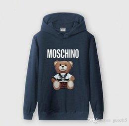 Handmade pullovers online shopping - 19ss MODEL Brand Classic luxury Sweater italian wedding Hoodies Handmade long sleeve G Business felpe red Plus Size XL RRRR2
