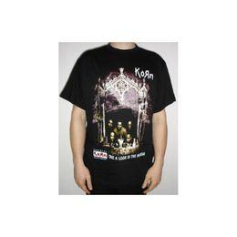 $enCountryForm.capitalKeyWord Australia - T shirt KoRn - Take a look in the mirror Men Women Unisex Fashion tshirt Free Shipping black