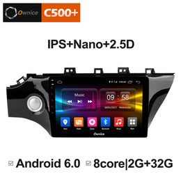 "state player NZ - 10.1"" 2.5D Nano IPS Screen Android Octa Core 4G LTE Car Media Player With GPS RDS Radio Bluetooth For Kia K2 2017#5833"