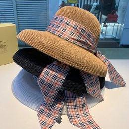$enCountryForm.capitalKeyWord NZ - 2019 hot recommended fashion leisure straw hat, fine grass production, light and breathable, exquisite workmanship, fedora hats for women