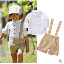 fd5fb9323 LittLe gentLeman baby cLothes online shopping - Kids Baby Boys Outfits  Clothes Set Summer Long Sleeve