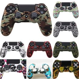 high quality grip rubber UK - bYz7G High Quality Silicone Gel Rubber Soft Skin For Cover Case Grip Playstation 4 PS4 Pro PS4 Slim Gamepad Protective Joystick