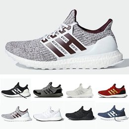 purple house shoes Australia - Super high value X Ultra boost 4.0 House Stark mens women Running shoes Orca White Burgundy Primeknit sports trainers sneakers