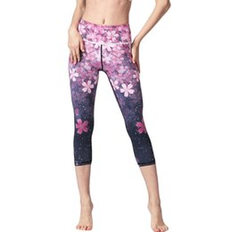 $enCountryForm.capitalKeyWord Australia - Ladies printed High-waist Hip Stretch Underpants Running Fitness Pants Ademende Elastische Broekjes Legging#35