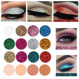 Creative Love Alpha 13 Colors Eye Shadow Flash Powder Super Bright Pearl Shining Bright Glitter Powder Pink Diamond Brand Makeup Beauty Essentials