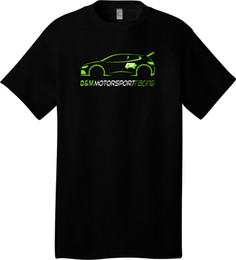 Race Tees Australia - D & M Motorsport Racing 1 - j Black T Shirt Men Women Unisex Fashion tshirt Free Shipping Funny Cool Top Tee Black