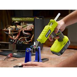 $enCountryForm.capitalKeyWord NZ - Liang Ming RYOBI 18V lithium gel gun, hot melt glue gun, woodworking, handmade outdoor advertisement.
