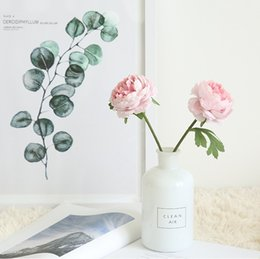 $enCountryForm.capitalKeyWord Australia - Single Artificial Silk Pandora Rose Flowers Artificial Fake Small Rose Flowers Short Branch for Office Store Decoration