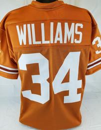 style football jersey 2019 - Cheap custom williams  34 College Style Football  Jersey Customized Any 4e76e9277