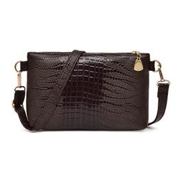 $enCountryForm.capitalKeyWord Canada - Cheap High Quality PU Leather Women Fashion Handbag Crocodile Pattern Shoulder Bag Small Tote Ladies Purse#YL