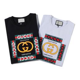 Wholesale beautiful t shirt prints for sale – custom 2020SS beautiful men s and women s D panda print summer T shirt short sleeved T shirt size S XL
