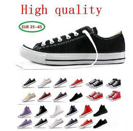 $enCountryForm.capitalKeyWord Australia - Low price New star Factory sale Unisex Casual Shoes Low top Style sports stars chuck Classic Canvas Shoe Sneakers Men's Women's Canvas Shoes