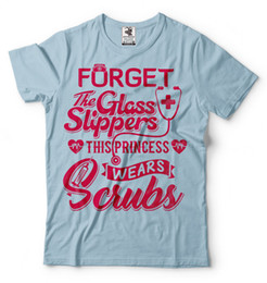 109de6b9ab7 Nurse T-shirt Funny Tee Shirt Scrubs RN Doctor Nurse CNA Nursing Assistant  Tee Funny free shipping Casual Tshirt top
