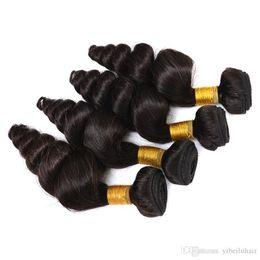 $enCountryForm.capitalKeyWord Australia - Brazilian Loose Bundles Remy Sew In Hair Weave Mink Hair 4 Bundles On Sale Raw Unprocessed Virgin Hair Extension Double Weft