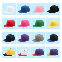 39c6df178bb Custom Flat Hats Australia - Factory Wholesale 3D Embroidery LOGO Hip hop  caps Adult Snapback Boy