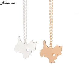 6d423c209 Gold & silver Westie Necklace Westie Jewelry Custom Dog Necklace Westie Dog  Pendant Jewelry Christmas Gifts Pets Dog lovers