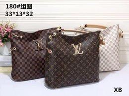 satchel messenger 2019 - LOUIS VUITTON Handbags+Wallet Women Composite BagsShoulder Bags Purse Messenger Bags Tote Black Satchel M20 cheap s