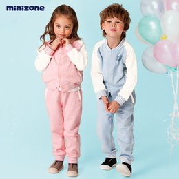 $enCountryForm.capitalKeyWord NZ - kids baseball uniform suit 2019 new 3-8 years old boy sports two-piece suit baby autumn sweater