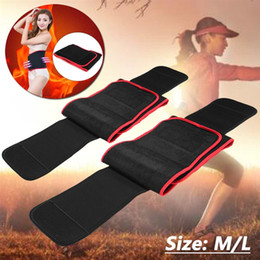 Slim Toning Belt NZ - Waist Trimmer Exercise Sport Belt Burn Fat Sweat Weight Loss Slimmer Body Shaper Abdominal Toning belt for Men Women #475011