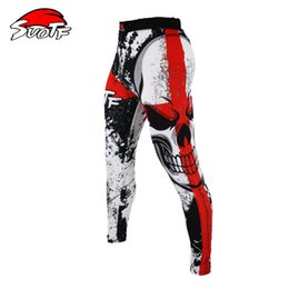 thai box shorts NZ - oxing Trunks SUOTF MMA boxing sports fitness personality breathable loose large size shorts Thai fist pants running fights kickboxing sh...