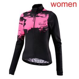 $enCountryForm.capitalKeyWord Australia - Women Cycling Jersey morvelo team Long Sleeve breathable road bike shirts high quality mtb bicycle tops racing clothing Y081509