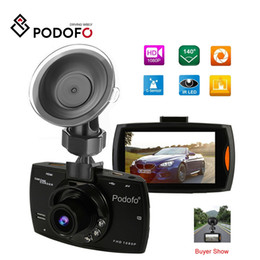 $enCountryForm.capitalKeyWord Australia - Podofo 2019 A2 Car DVR Camera G30 Full HD 1080P 140 Degree Dashcam Video Registrars for Cars Night Vision G-Sensor Dash Cam