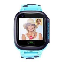 phone standby time 2019 - Children's Smart Phone Watch 4G Network Card Extra Long Standby Time Waterproof Watch Smart cheap phone standby tim