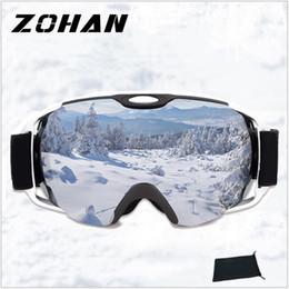 $enCountryForm.capitalKeyWord Australia - Ski Goggles,Snow Sports Snowboard Over Glasses Goggles with Anti-fog UV Protection Double Lens for Men Women & Youth Snowmobile