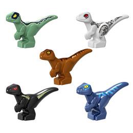 $enCountryForm.capitalKeyWord Australia - 2cm tall Mini Jurassic Dinosaur Baby Set Building Block Toy Figure Indoraptor T-Rex World Small Dino Brick