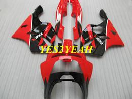 $enCountryForm.capitalKeyWord UK - Fairing body kit for KAWASAKI Ninja ZX6R 636 94 95 96 97 ZX 6R 1994 1997 ABS Red black Fairings bodywork+Gifts KS08