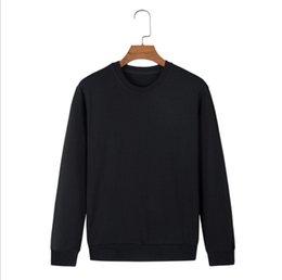 Wholesale 4xl mens briefs online – Mens Fashion Solid Hoodies Black Casual Sweatshirts Brief Women Autumn Winter Hoodies Pullovers Long Sleeve Tops