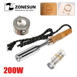 150W Manuel Damgalama Makinesi, deri / kek marka makine, Odun işaretleme, kabartma makinesi, Electric havya 220V, 440degree