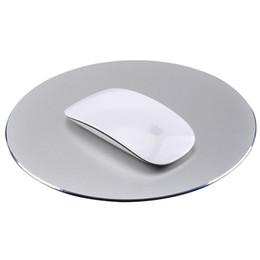 $enCountryForm.capitalKeyWord Australia - mat New Aluminum Metal Gaming Pad Anti Slip PC Laptop Computer Game Mousepad Mouse Mat in Stock free shipping