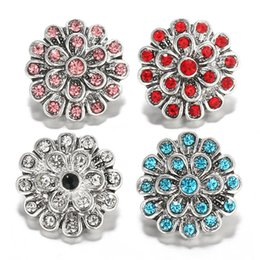 Crystal Christmas Ornament Clear Wholesale Australia - The newly listed crystal rhinestone alloy buttons, hair ornaments for girls and children, clear rhinestones for flowers, and round rhineston