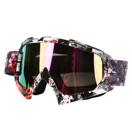 Adult Ski Goggles Australia - Professional Ski Goggles Double Anti-Fog Ski Mask Glasses Skiing Snow Snowboard Goggles Men Women Adults Skiing Eyewear