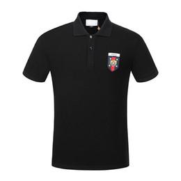 $enCountryForm.capitalKeyWord UK - Wholesale-2019 Summer Hot Sale Polo Shirt USA American Flag Brand Polos Men Short Sleeve Sport Polo 309# Man Coat Drop Free Shipping M1M