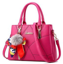 Stylish Ladies Handbags Australia - Ladies Bags Korean Version Of The New Female Package Simple And Stylish Handbag Trends Shoulder Messenger Killer Pack School