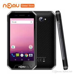 """Mini Phones Sim Australia - Original Nomu S30 Mini IP68 Waterproof 4.7"""" MTK6737T Quad Core Android 7.0 3GB RAM 32GB ROM 3000mAh 4G LTE Mobile Phone"""
