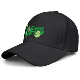 $enCountryForm.capitalKeyWord Australia - Green Arrow logo DC Comics Archery action black mens and womens baseball cap design designer golf hats design your own fitted cute cap tr