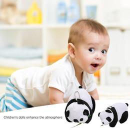$enCountryForm.capitalKeyWord Australia - Toys For Baby Montessori Panda Doll Plush Stuffed Toys Mobile Phone Pendant Cotton Stuffed And Plush Animals Toy Kids Xmas Gift