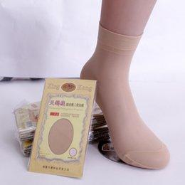 80329200d30 High Quality Women Velvet Socks Female individually packed Socks Summer  Thin Silk Transparent Ankle Sox Women s Socks