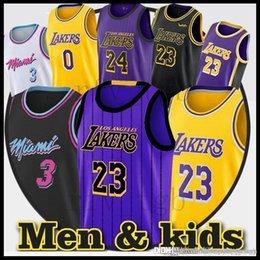 01103e52288d James Men Los Angeles city LeBron jersey 23 James Laker jerseys Kyle 0  Kuzma Kobe 24 Bryant Brandon 14 Ingram Lonzo 2 Ball
