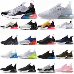 sports shoes 2c64e 2f4d4 nike air max 270 27c airmax Parra Hot Punch Photo Bleu Hommes Femmes  Chaussures De Course Triple Université Blanche Rouge Olive Volt Habanero  27C ...