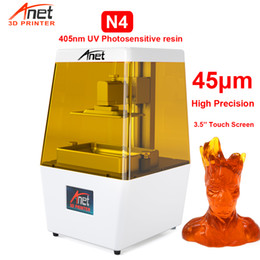 Lcd screen sizes online shopping - New LCD Touch Screen Anet N4 nm DLP LCD D Printer VU Resin Kit Printer D High Precision Print Size MM