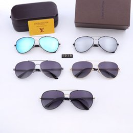 $enCountryForm.capitalKeyWord UK - Designer Square Sunglasses 121 Rose Gold Light Gray Lens 62mm Sun Glasses unisex Luxury designer sunglasses Eyewear New with Box
