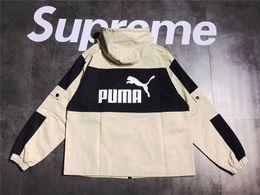$enCountryForm.capitalKeyWord Australia - Men Designer Jacket Autumn Top Brand Sportswear For Men Women Couple Hood Casual Zipper Windbreaker Letter Embroidery Printed Size M-XL #161