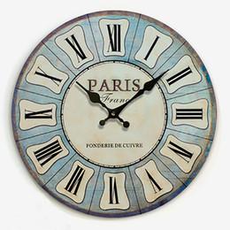 Design moderno do vintage Relógio de Parede Mecanismo Silencioso Digital Reloj Pared Relógios de Parede Acho que As Mulheres Mais Vendidas 2019 Produtos 50Q192
