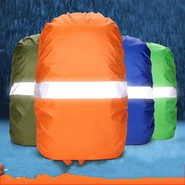 Light Shade Cover Australia - Noctilucent Rainproof Cover Water Proofing Shade Dustproof Ultraviolet Proof Mountaineering Backpack Tightness Reflective Light Bardian 5 5m