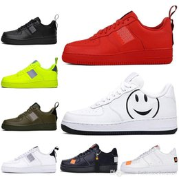 grey low cut socks Australia - With Socks Breathable Dunk Utility 1 Unisex Running Shoes Skateboard Black White Orange High Low Cut Trainers Platform Designer Sneaker